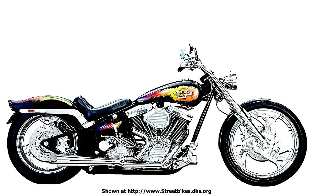 Harley-Davidson Unknown (HD) - ID: 1054