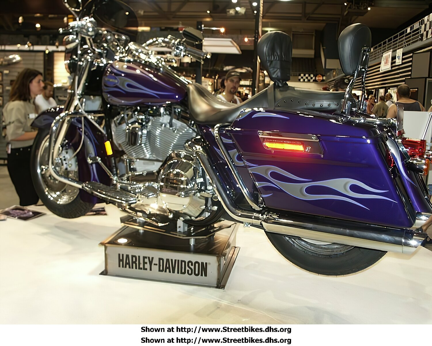 Harley-Davidson Unknown (HD) - ID: 1185