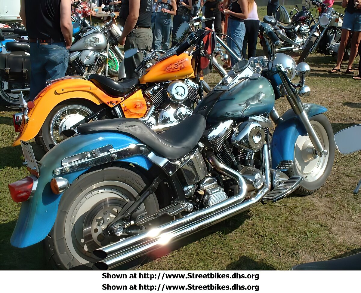 Harley-Davidson Unknown (HD) - ID: 1195