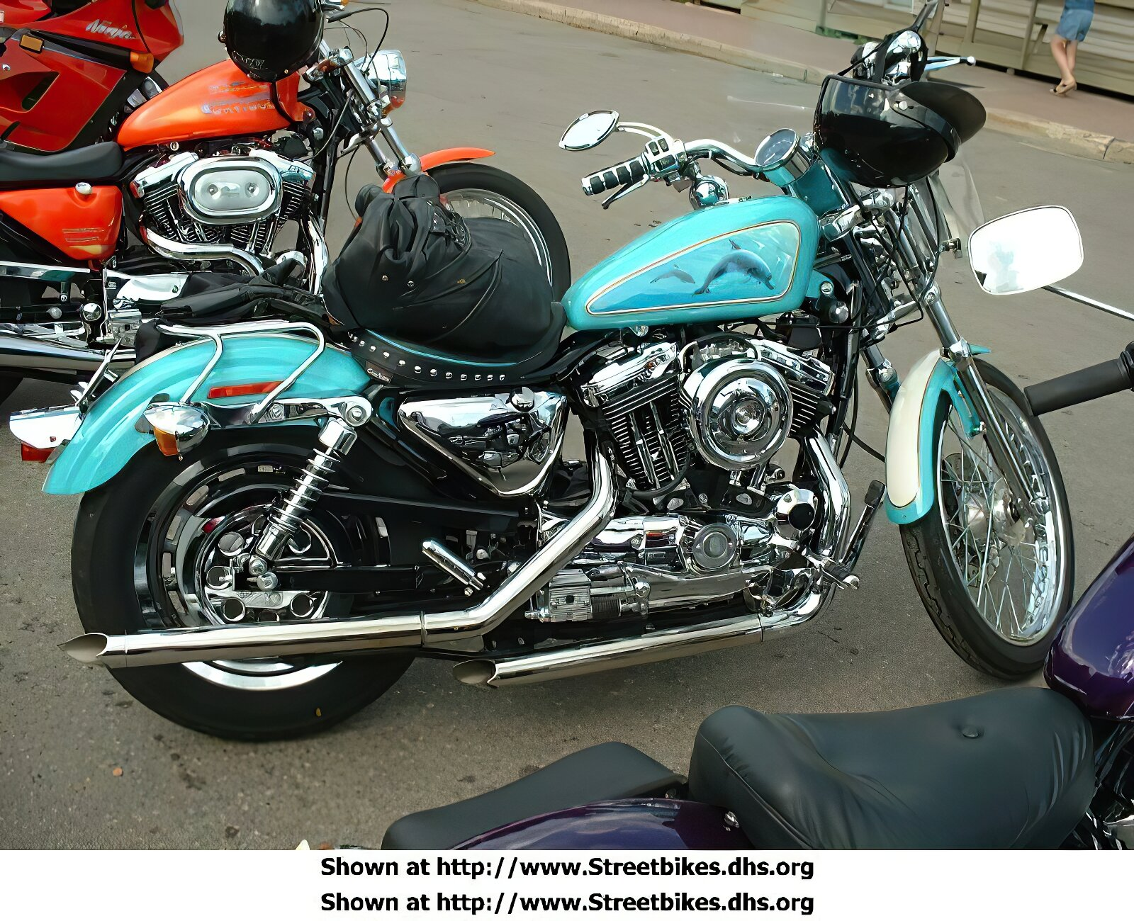 Harley-Davidson Unknown (HD) - ID: 1199