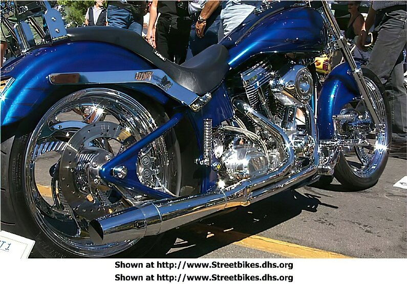 Harley-Davidson Unknown (HD) - ID: 1202