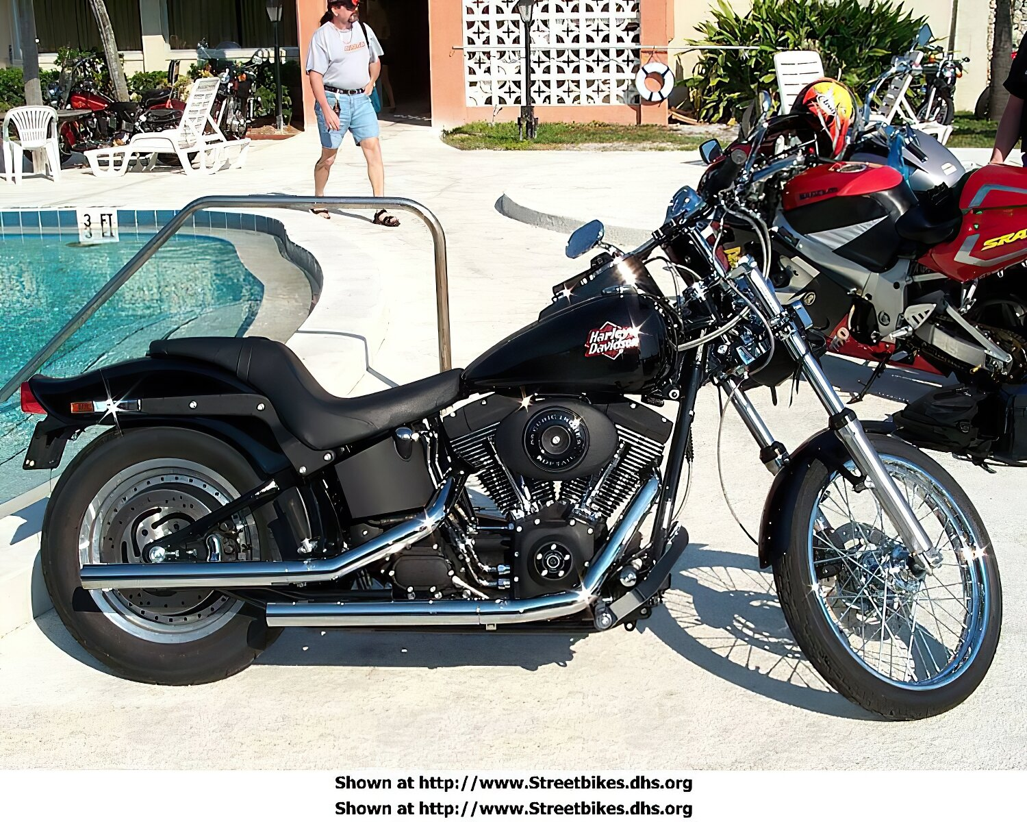 Harley-Davidson Unknown (HD) - ID: 1220