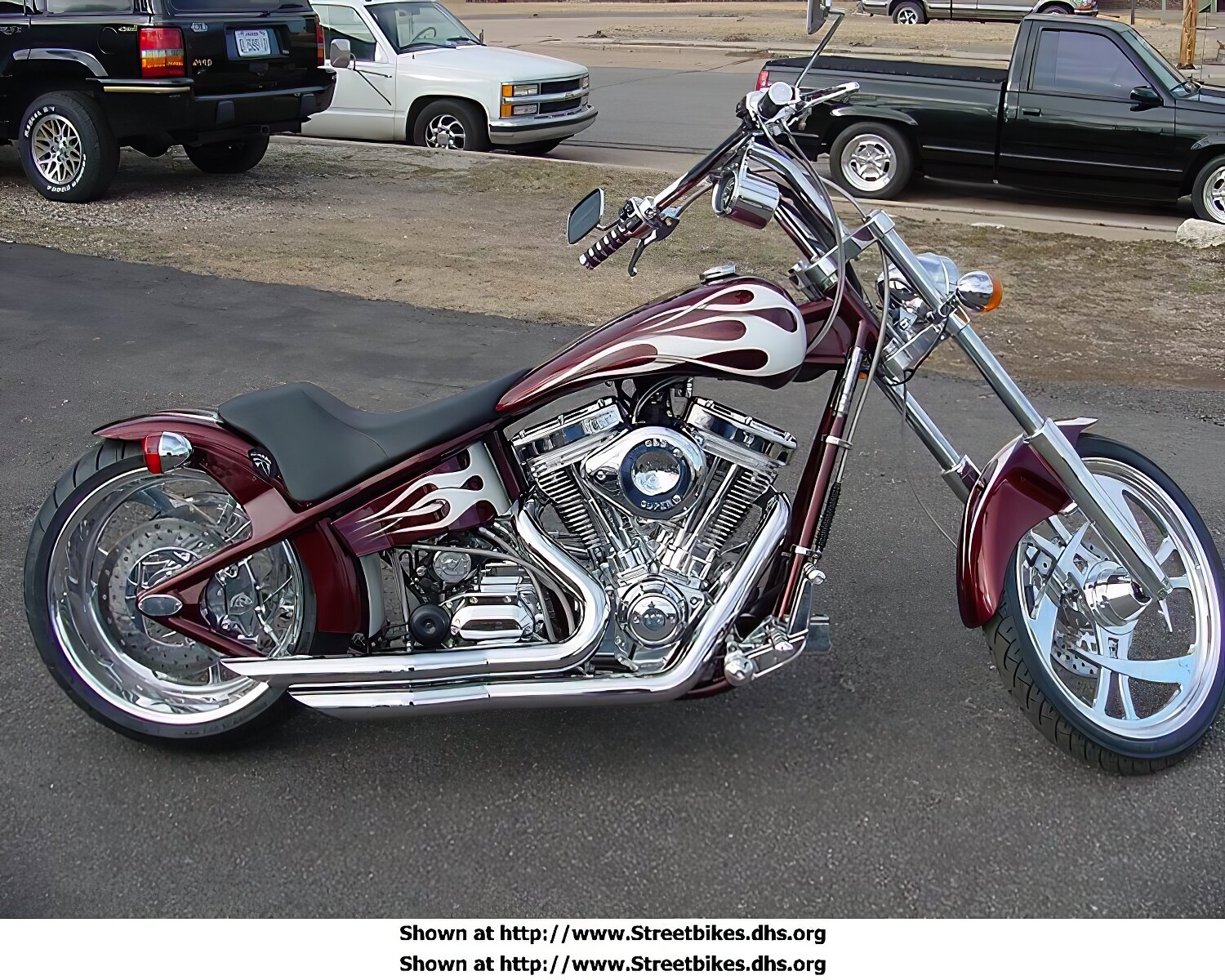 Harley-Davidson Unknown (HD) - ID: 1244