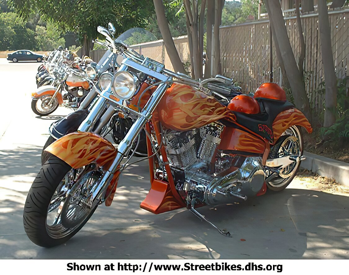 Harley-Davidson Unknown (HD) - ID: 1314