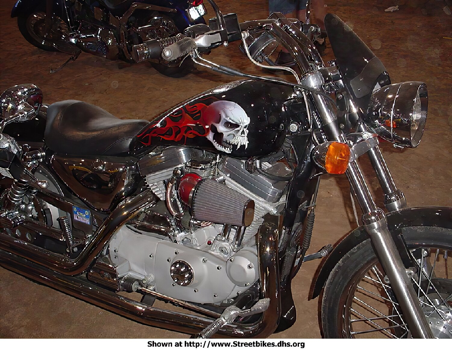 Harley-Davidson Unknown (HD) - ID: 1360