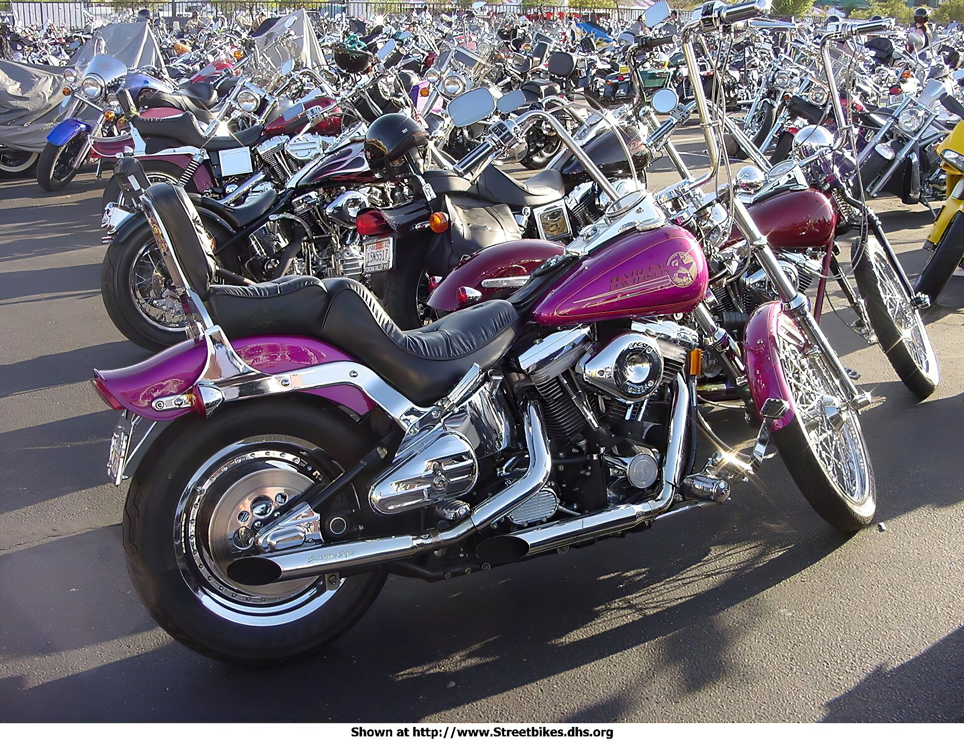 Harley-Davidson Unknown (HD) - ID: 1491