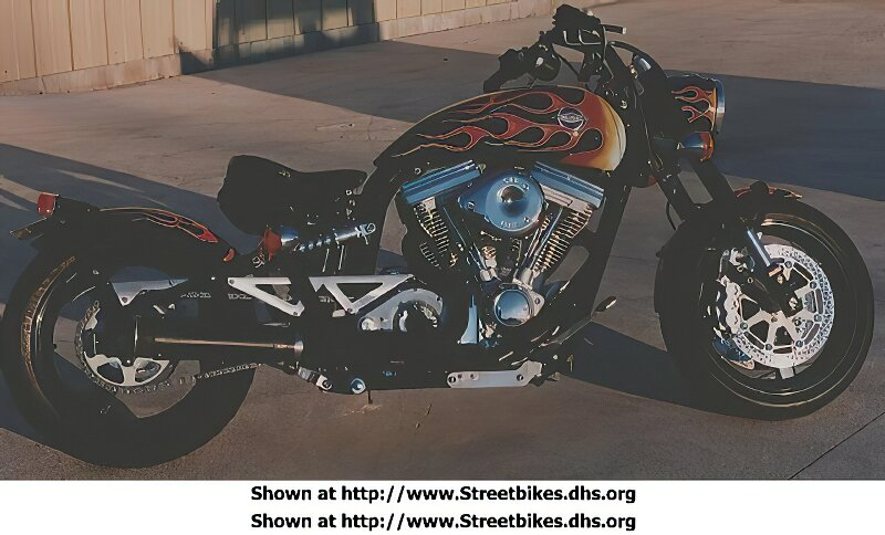 Harley-Davidson Unknown (HD) - ID: 376