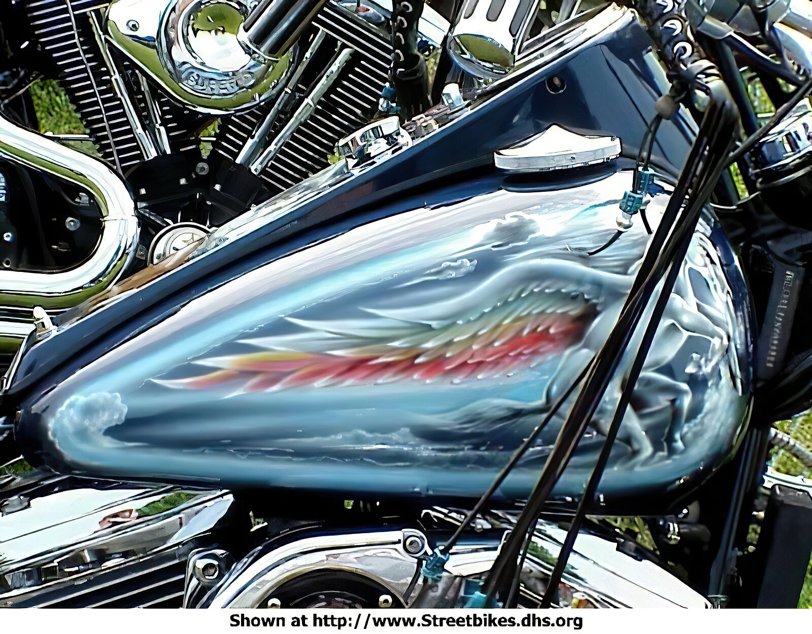 Harley-Davidson Unknown (HD) - ID: 40