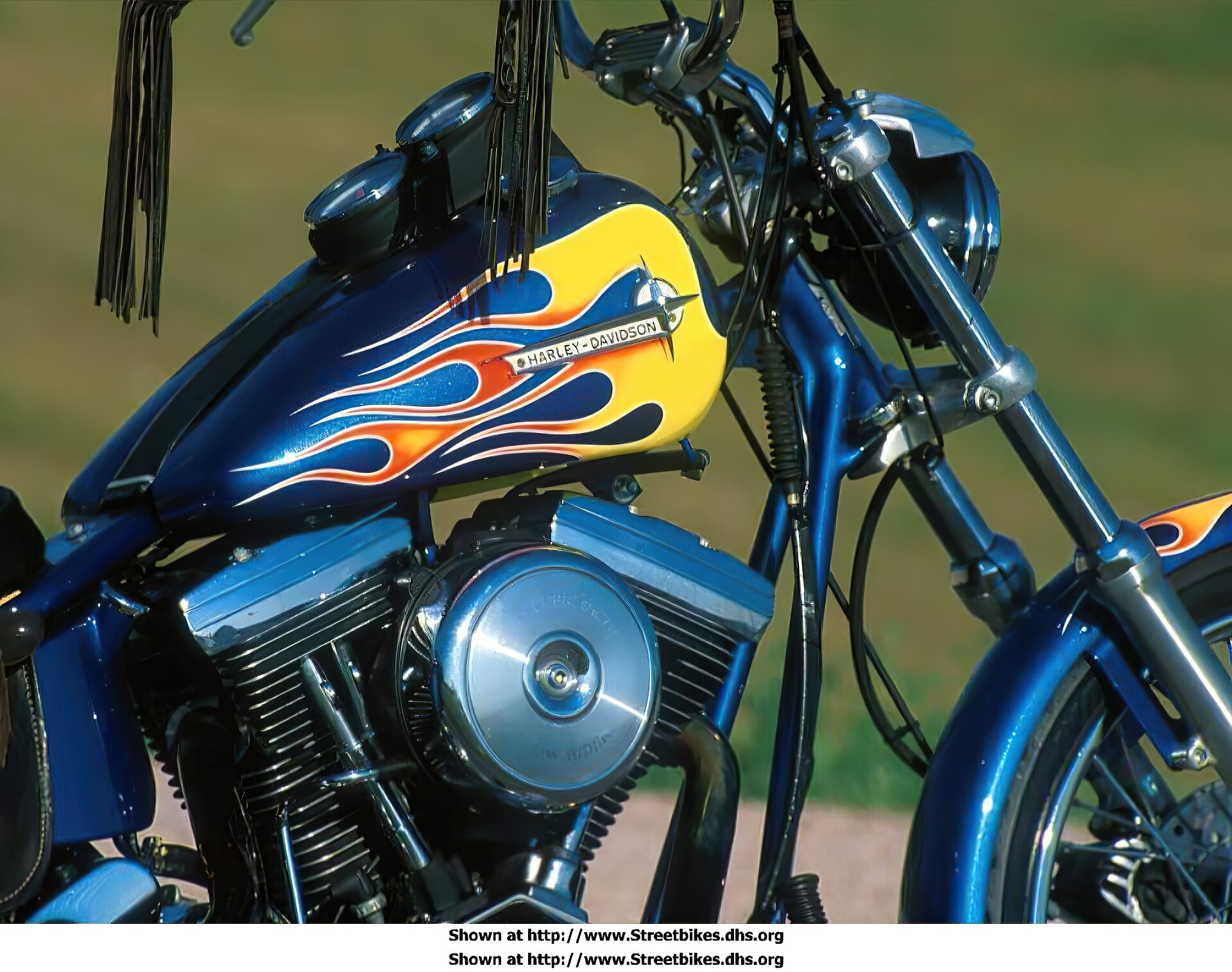 Harley-Davidson Unknown (HD) - ID: 631