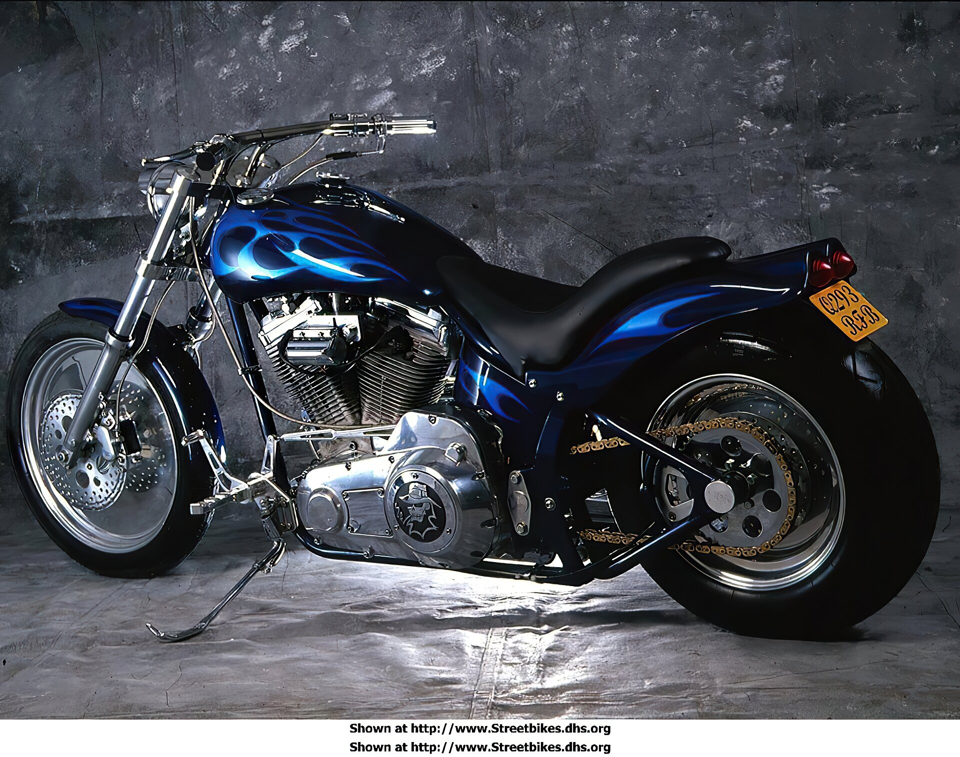 Harley-Davidson Unknown (HD) - ID: 640