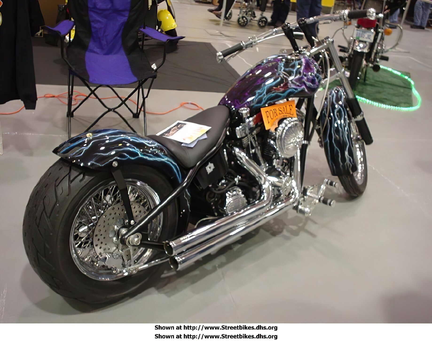Harley-Davidson Unknown (HD) - ID: 687