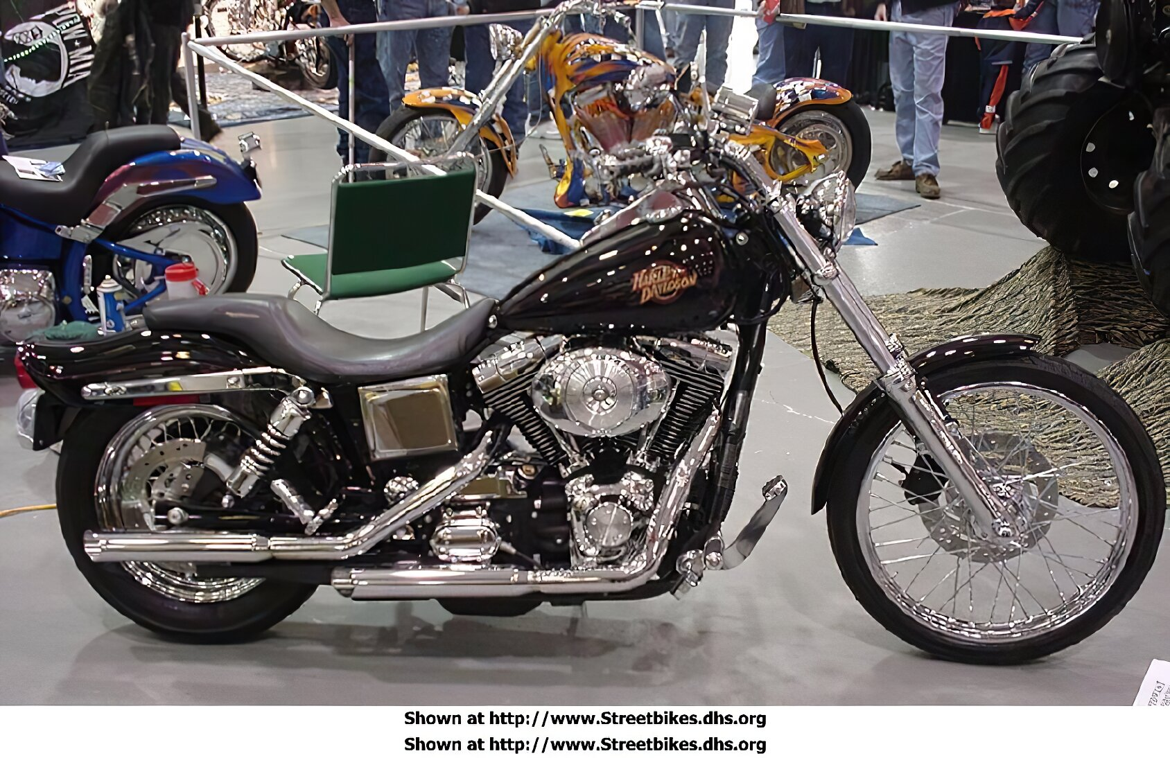 Harley-Davidson Unknown (HD) - ID: 689