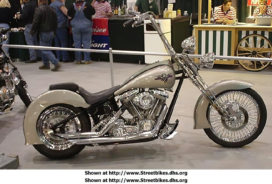 Harley-Davidson Unknown (HD) - ID: 699