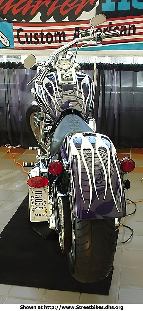 Harley-Davidson Unknown (HD) - ID: 713