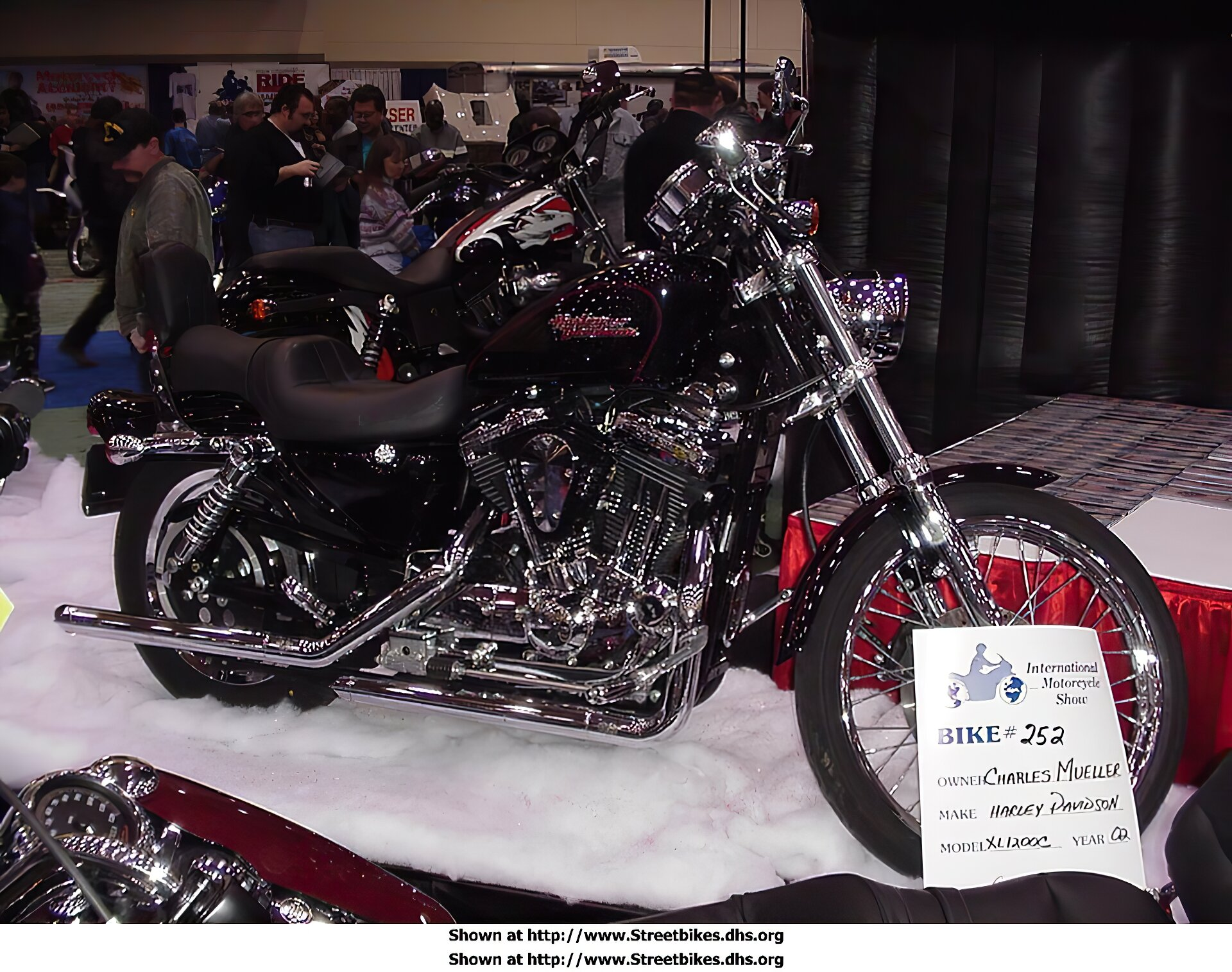 Harley-Davidson Unknown (HD) - ID: 739