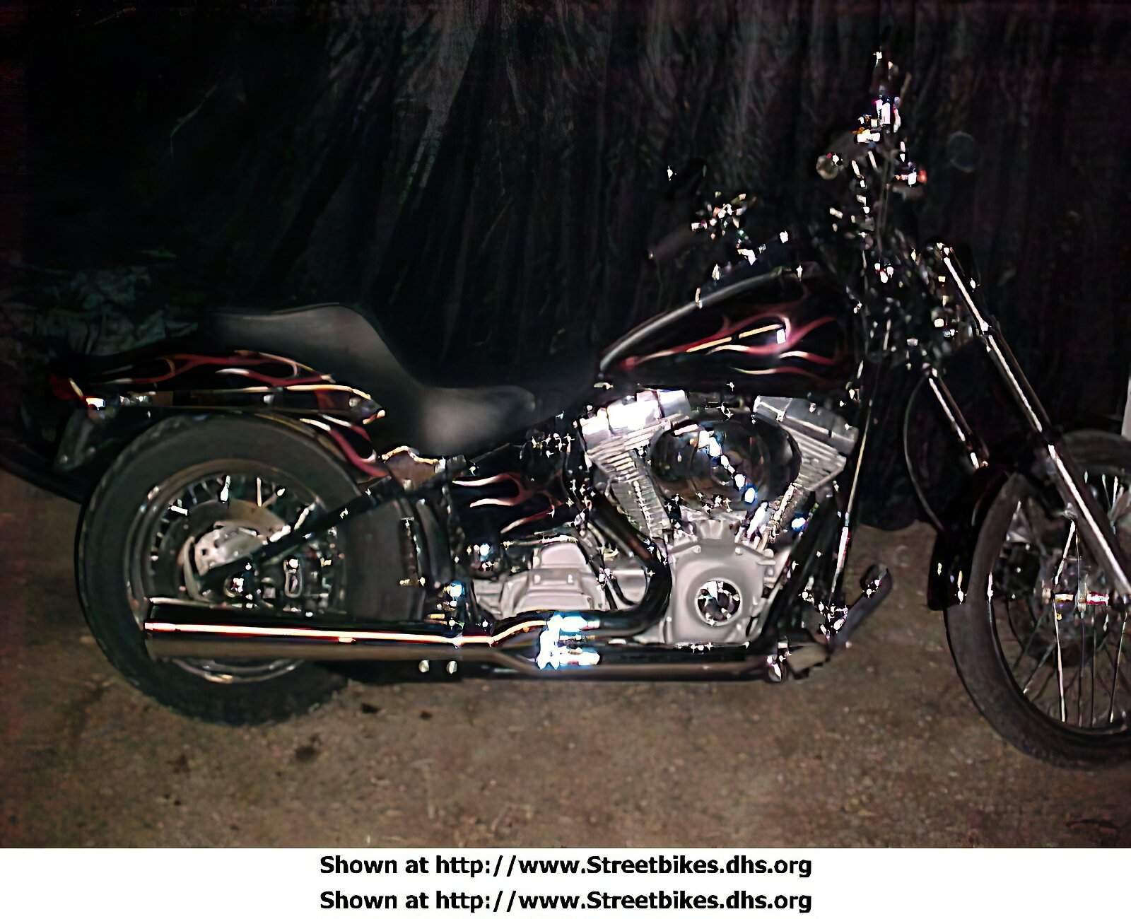 Harley-Davidson Unknown (HD) - ID: 770