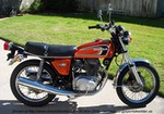 Production (Stock) Honda CB Models, Uploaded for: Bill Newton