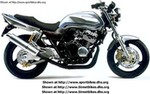 Production (Stock) Honda CB Models, The Japan only CB400 Super Four. Uses Variable Valve Timing and Lift Electronic Control System.