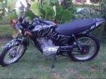 Production (Stock) Honda CG Models, Uploaded for: Willy