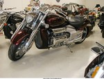 Production (Stock) Honda Valkyrie Models, Wild or what!