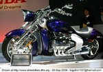 Production (Stock) Honda Valkyrie Models, Honda Rune