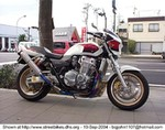 Production (Stock) Honda X11, Honda - CB1300F - 3951