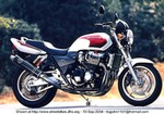 Production (Stock) Honda X11, Honda - CB1300F - 3959