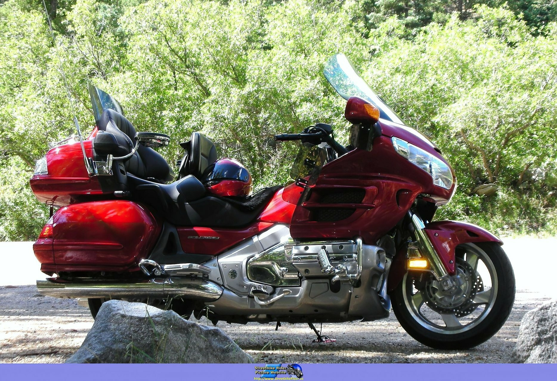 Honda GL/Goldwing Models - ID: 59945