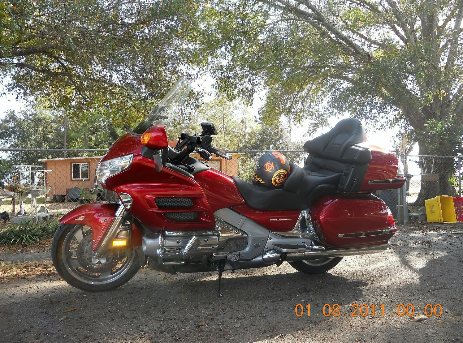 Honda GL/Goldwing Models - ID: 93900