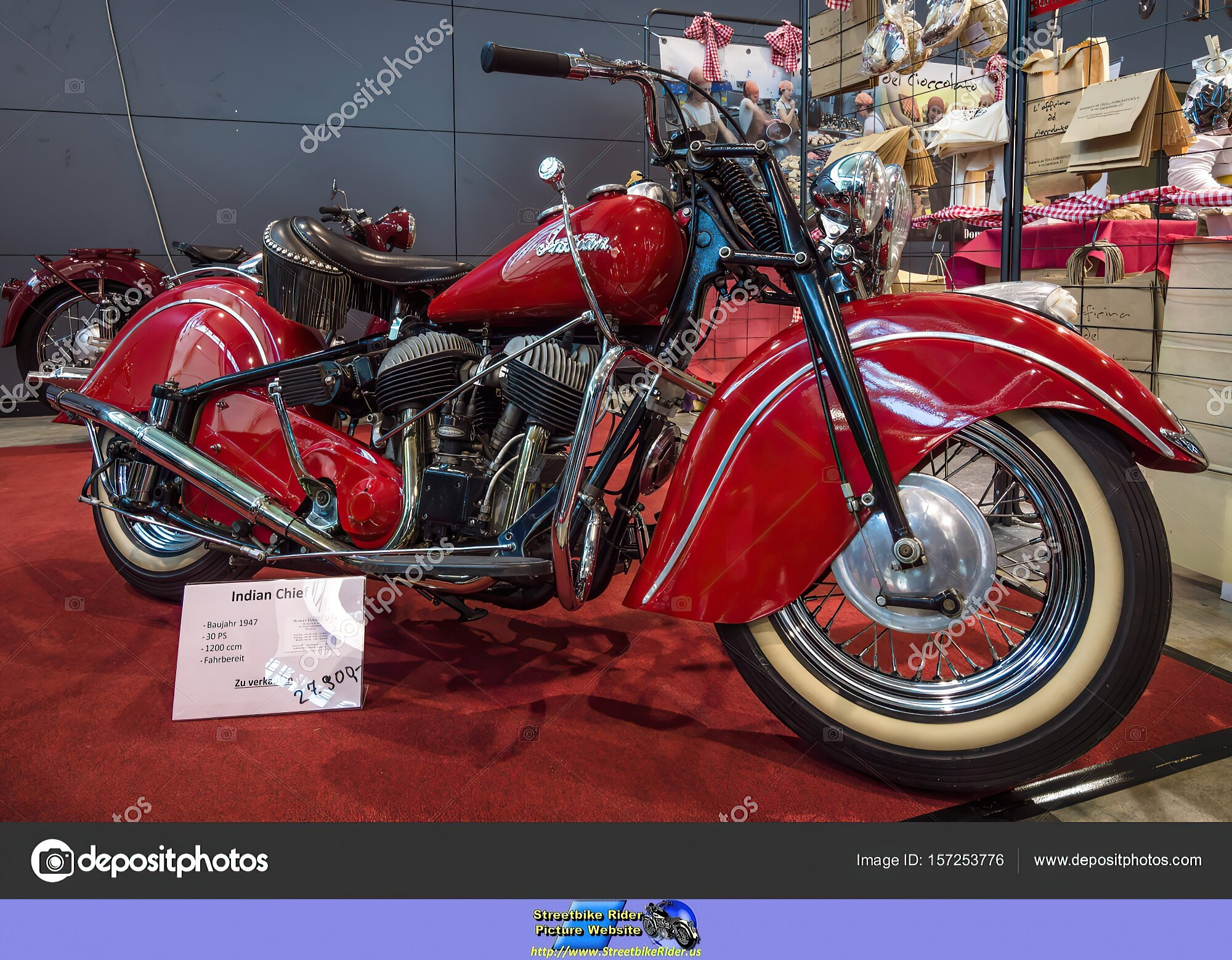 Indian Chief Models - ID: 169257