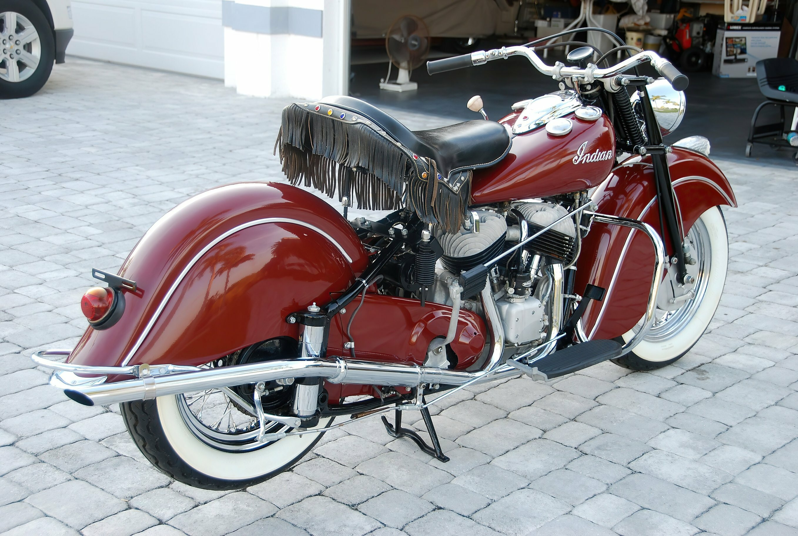 Indian Chief Models - ID: 143239