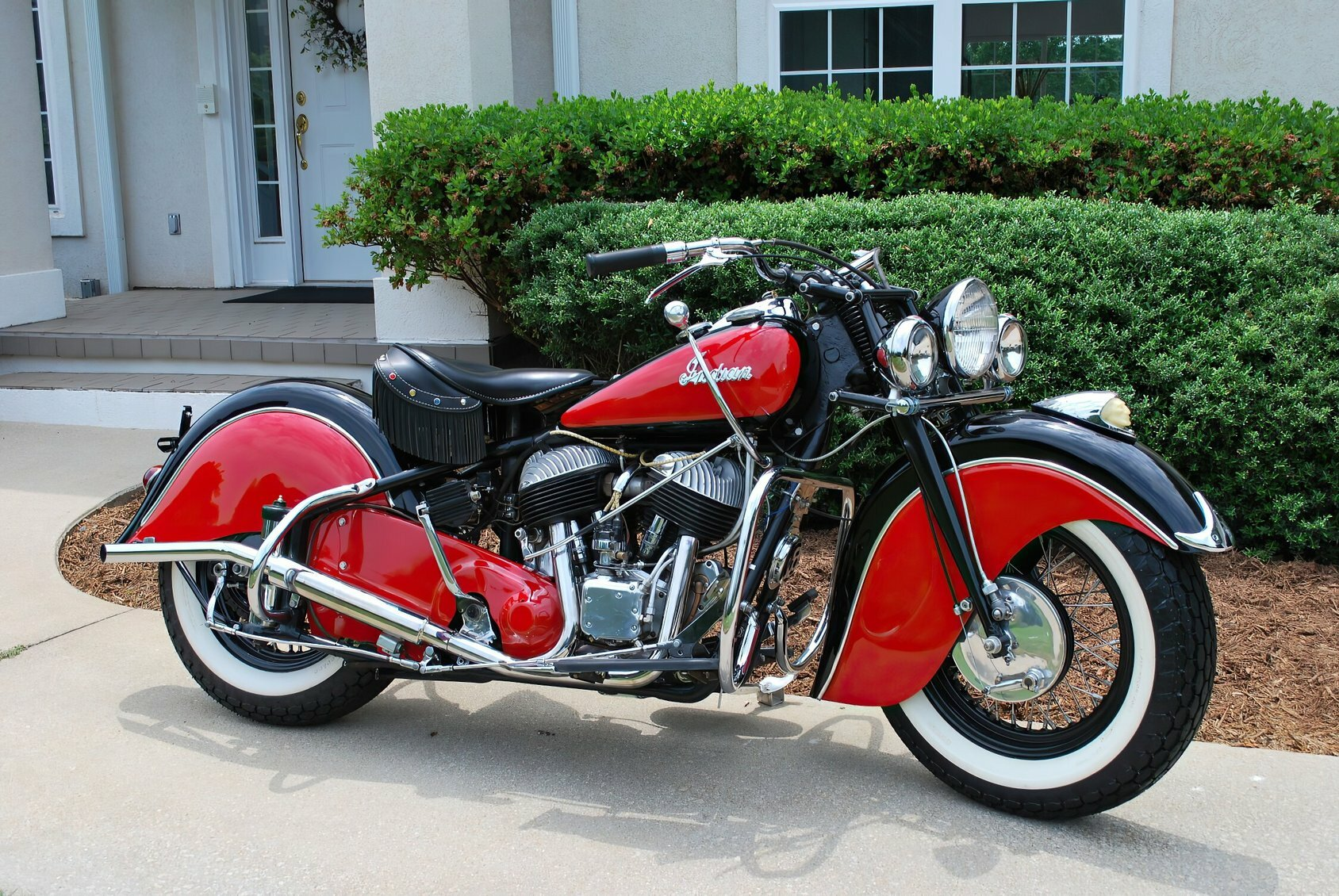 Indian Chief Models - ID: 149227