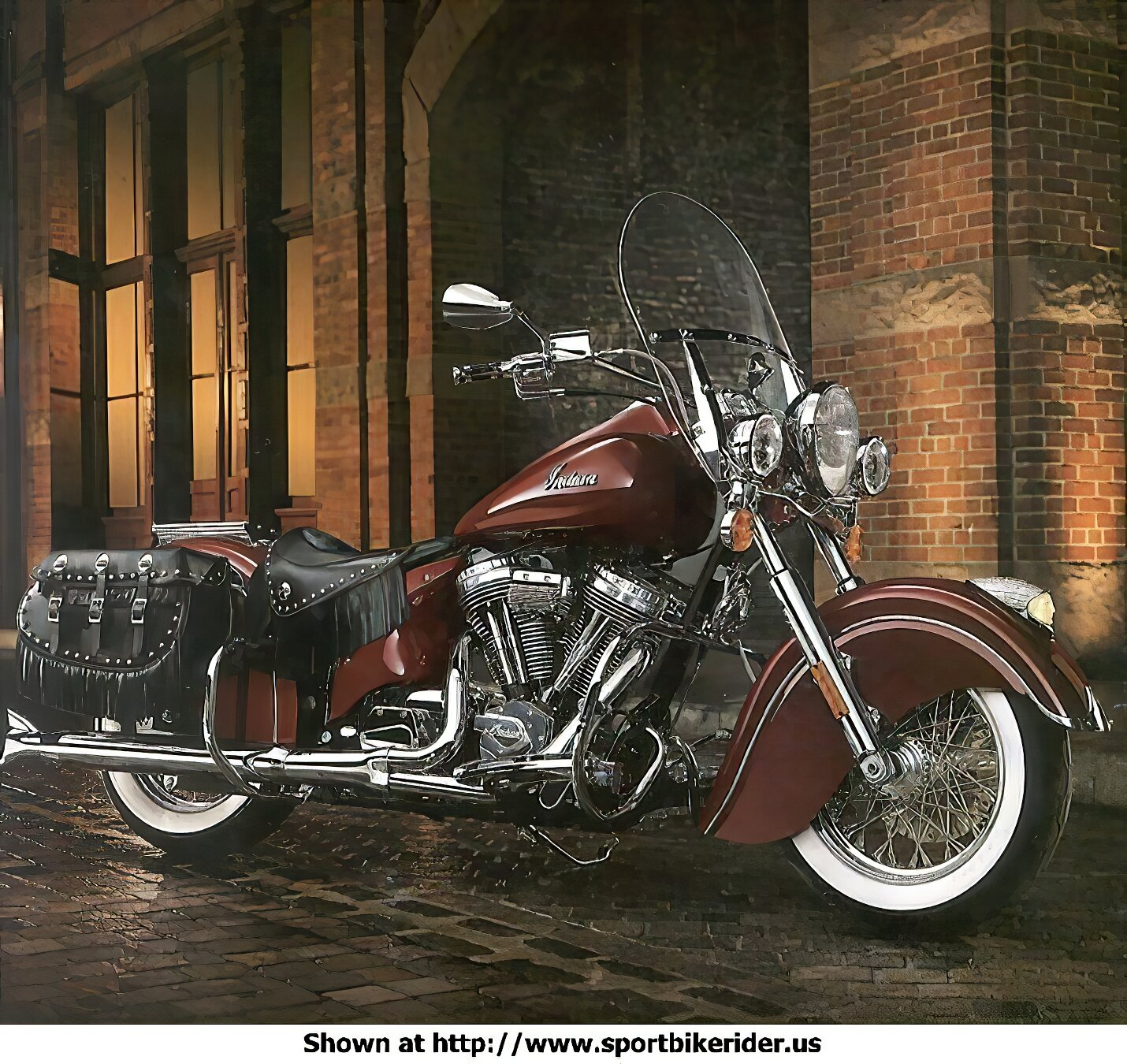 Indian Chief Models - ID: 2225