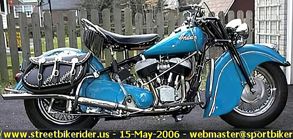 Indian Chief Models - ID: 29691