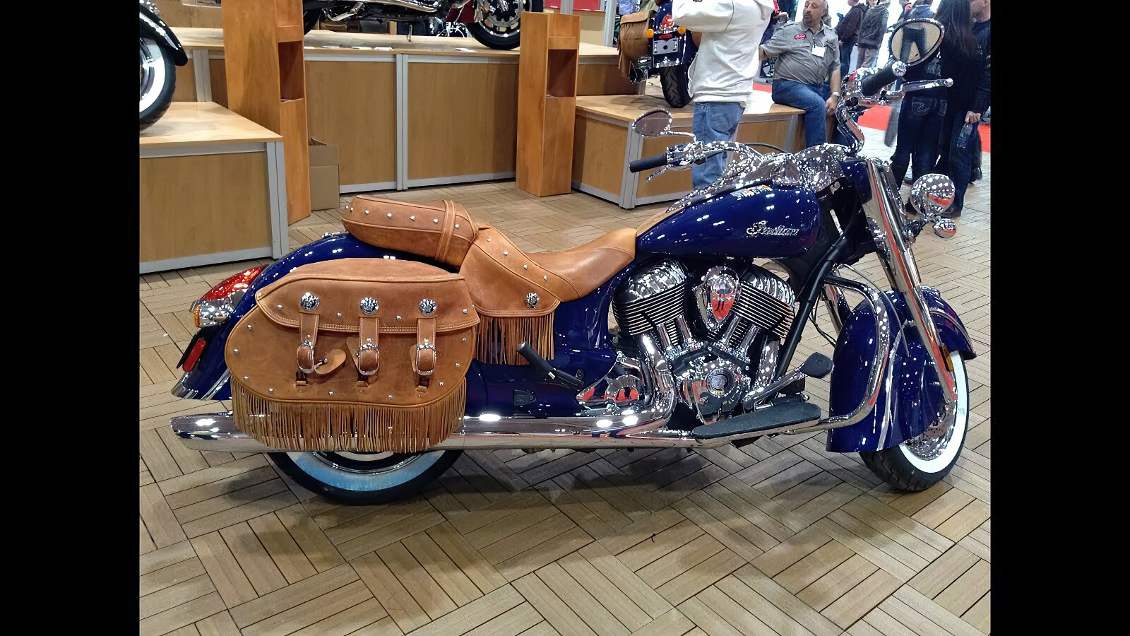 Indian Chief Models - ID: 143259