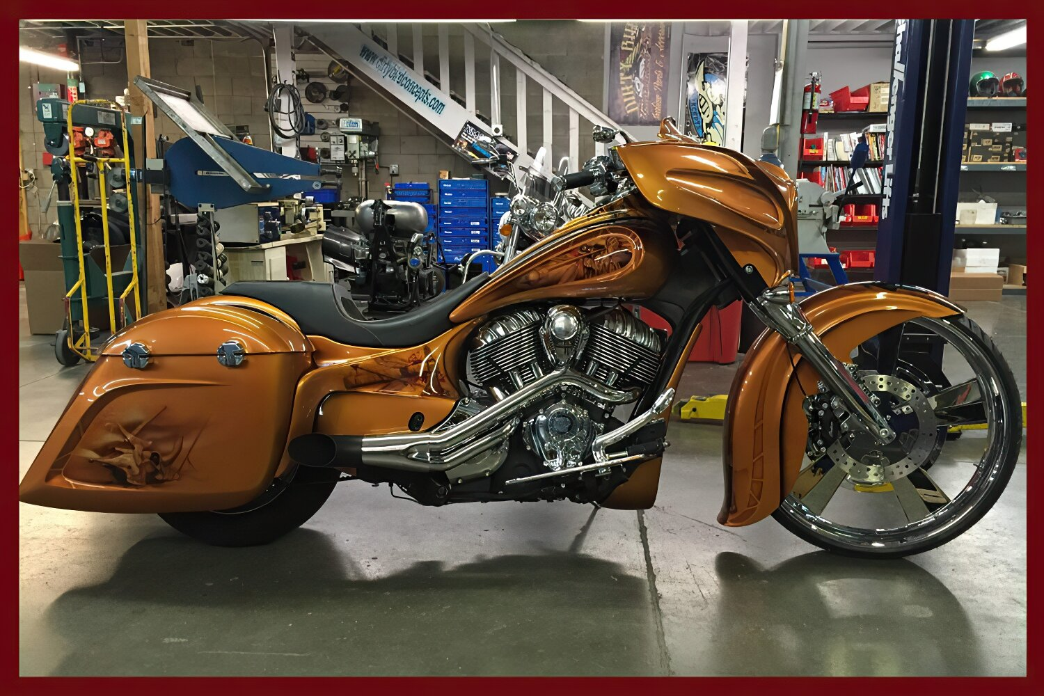 Indian Chief Models - ID: 149225