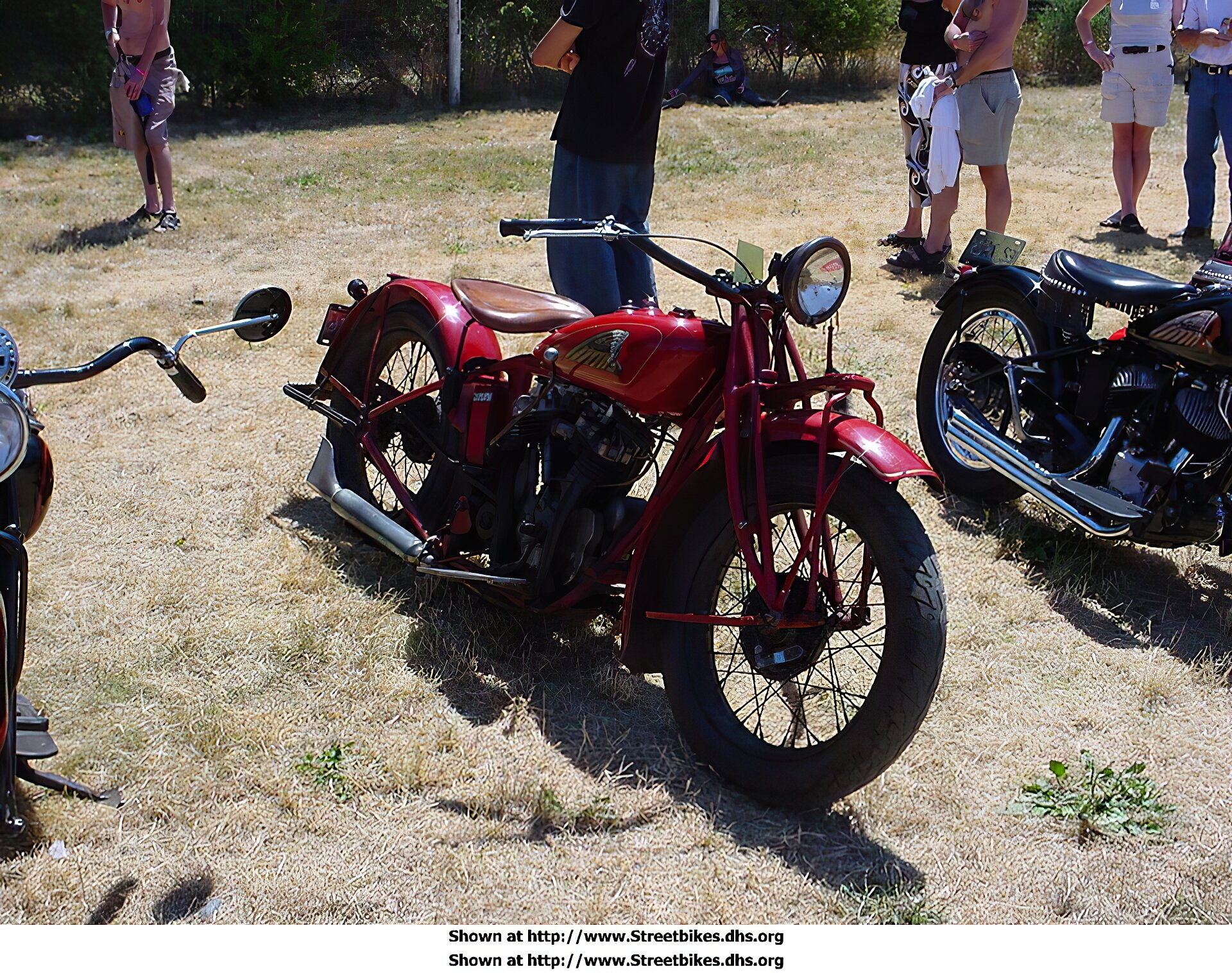 Indian Chief Models - ID: 664