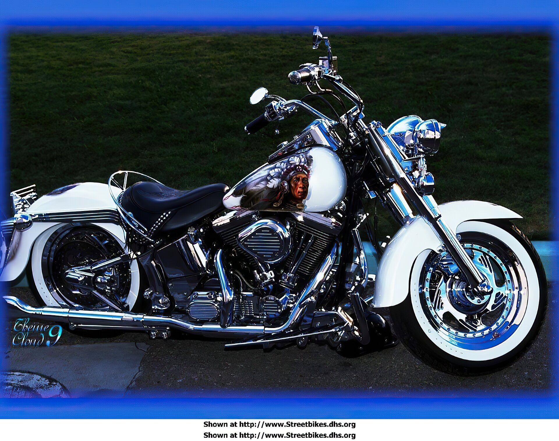 Indian Chief Models - ID: 669