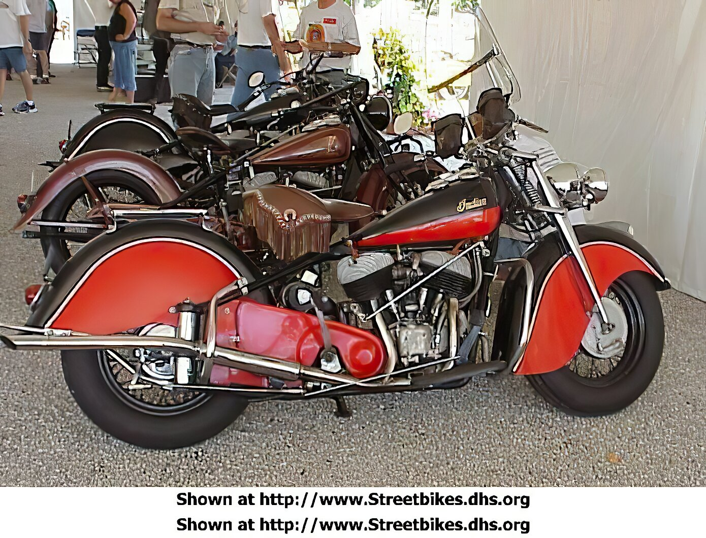 Indian Chief Models - ID: 738