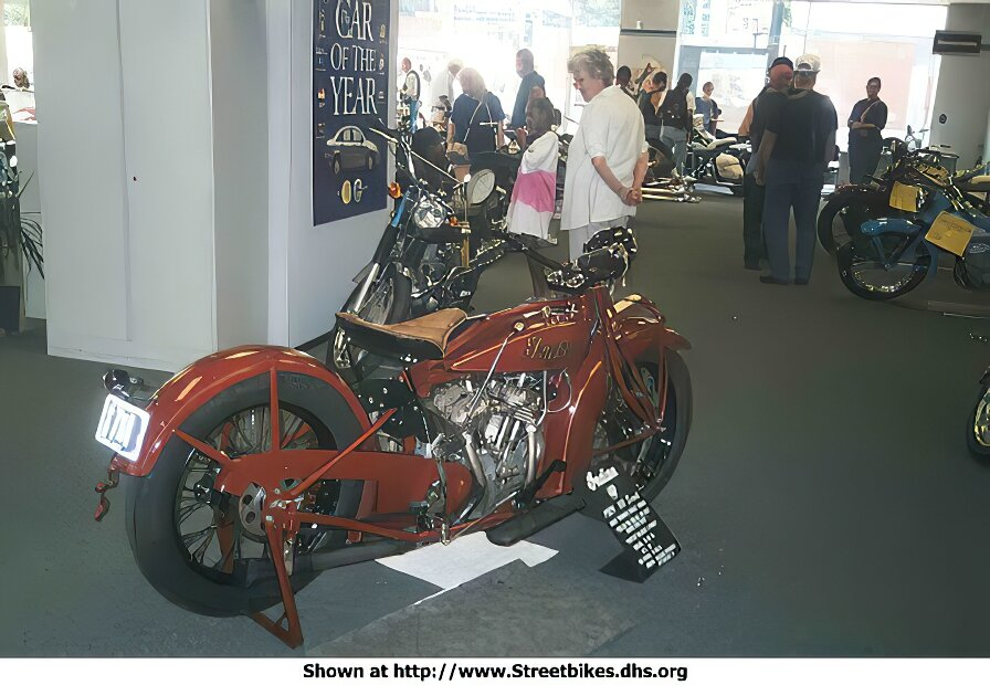Indian Scout - ID: 745