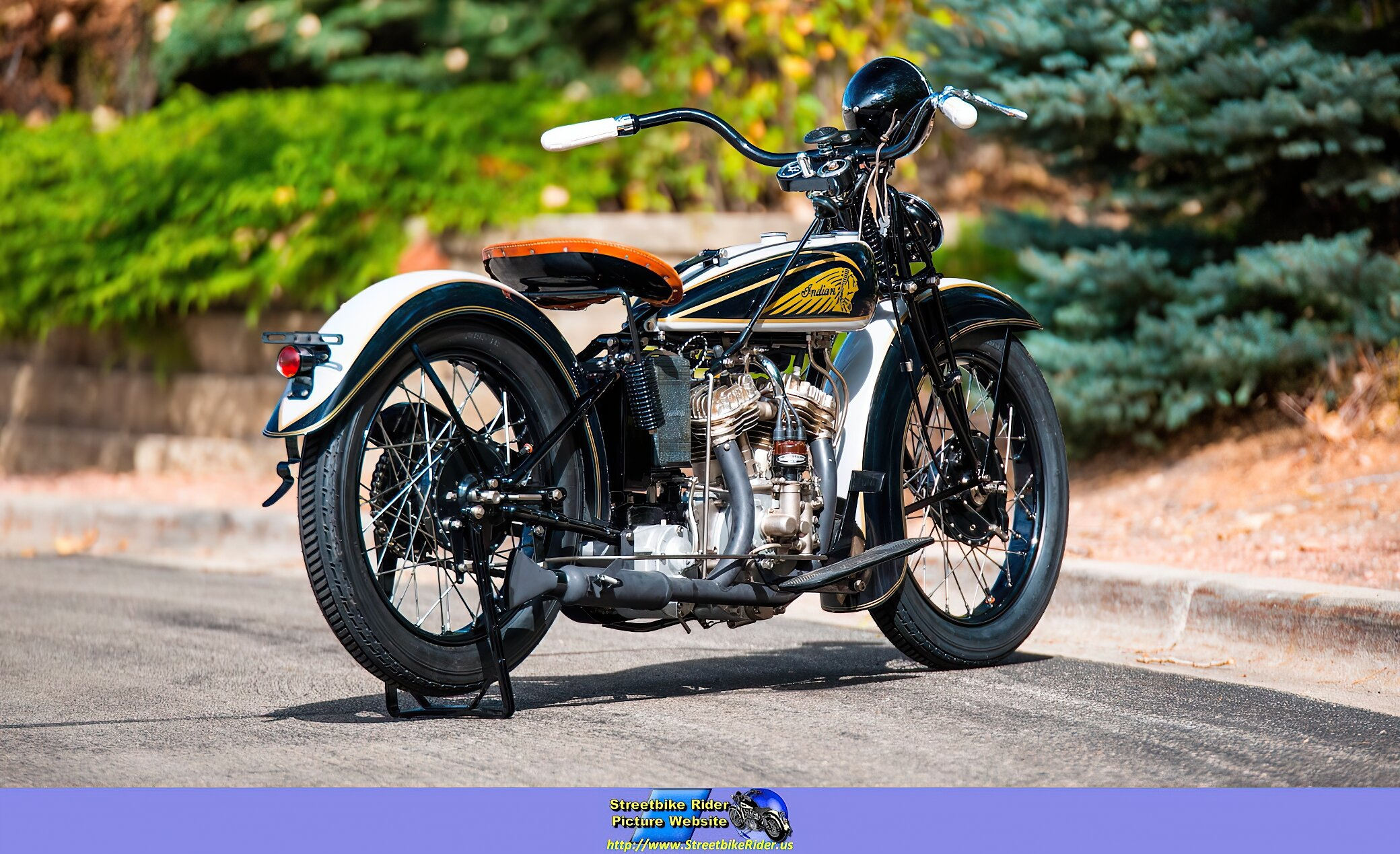 Indian Scout - ID: 167207