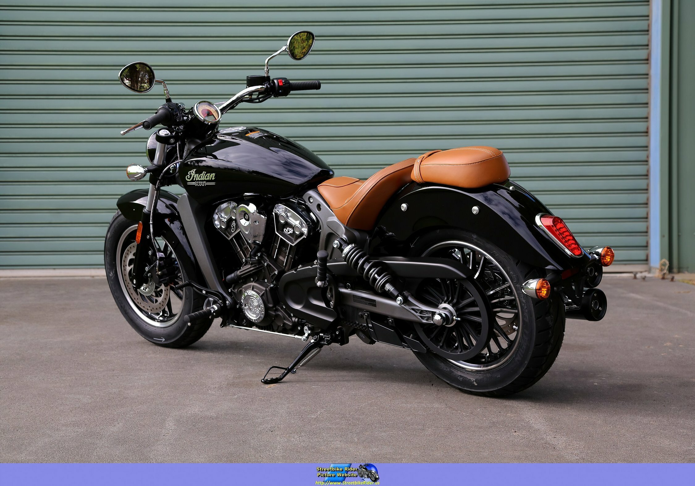 Indian Scout - ID: 159729