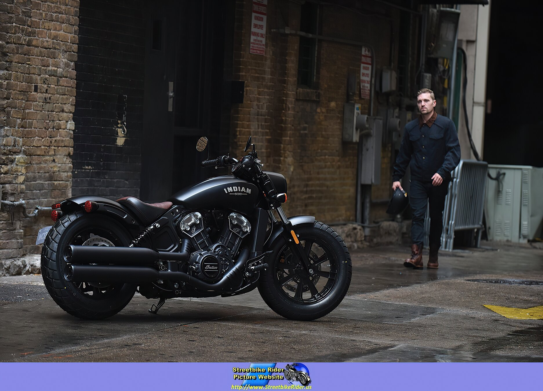 Indian Scout - ID: 159753