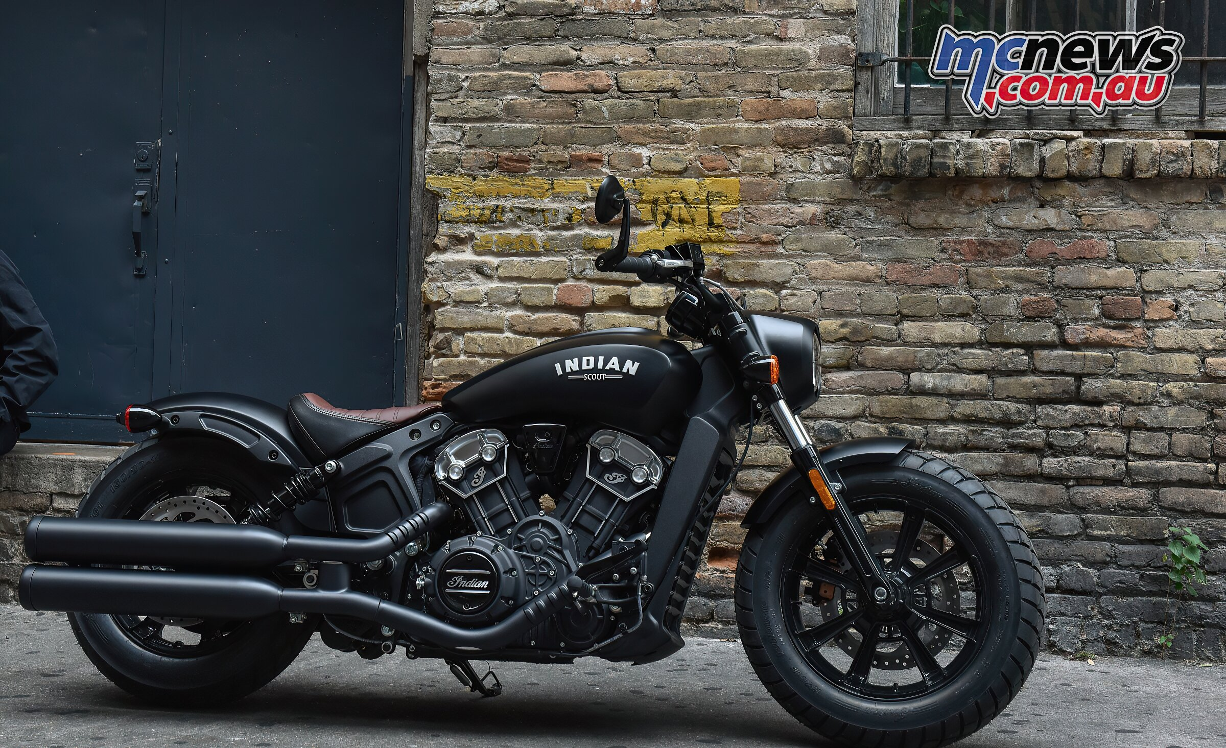 Indian Scout - ID: 145141