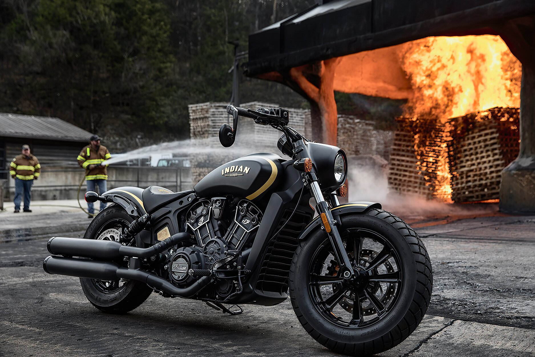 Indian Scout - ID: 146486