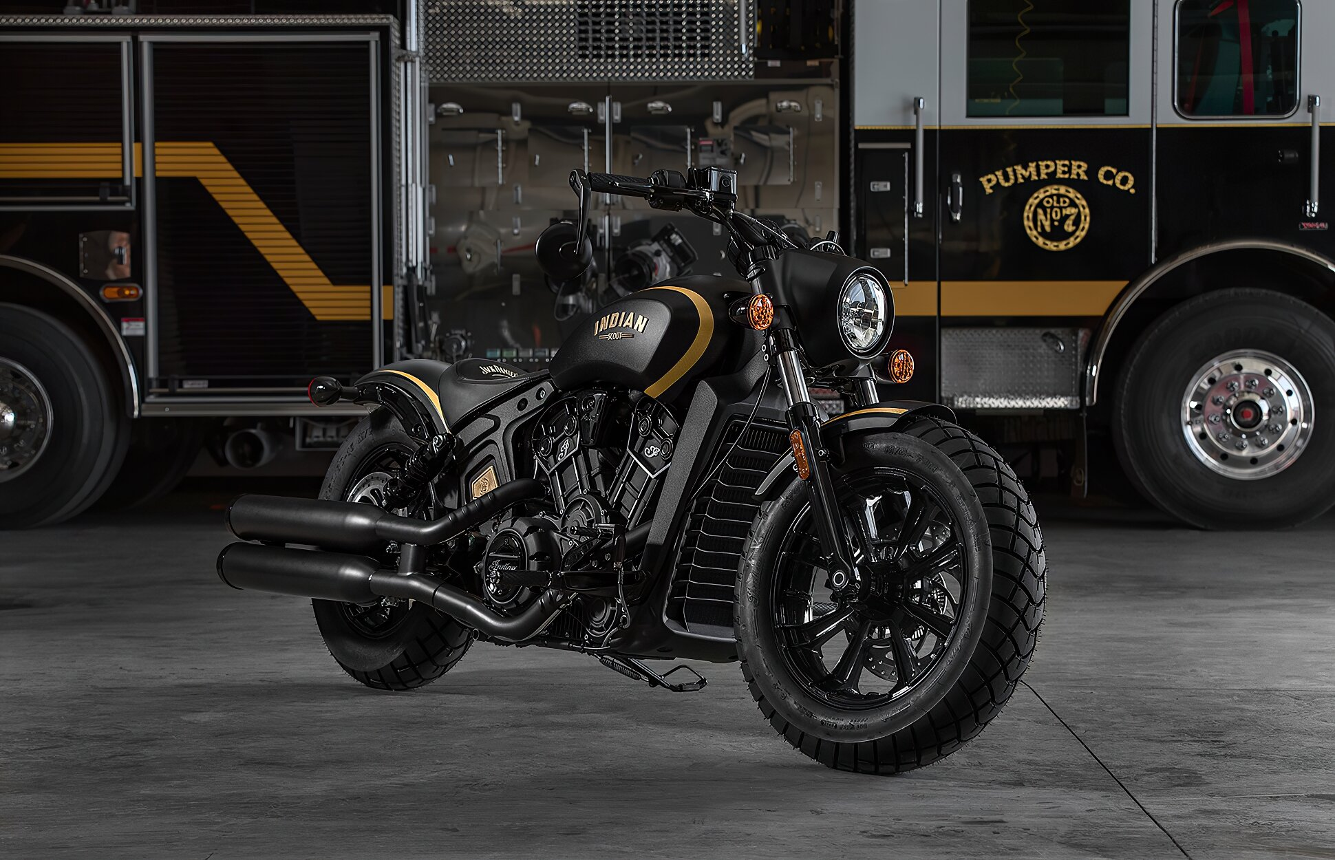 Indian Scout - ID: 146491