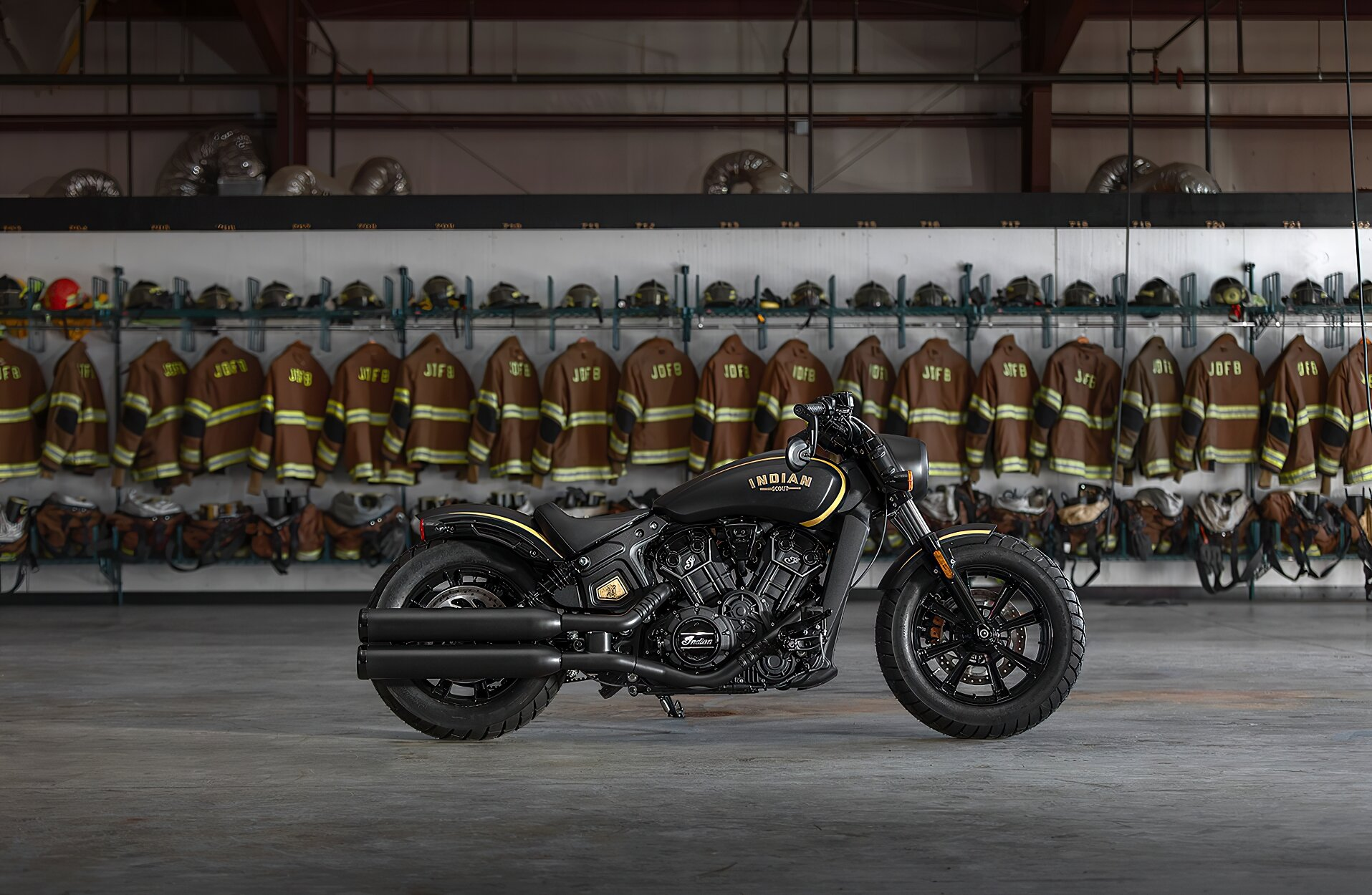 Indian Scout - ID: 146494