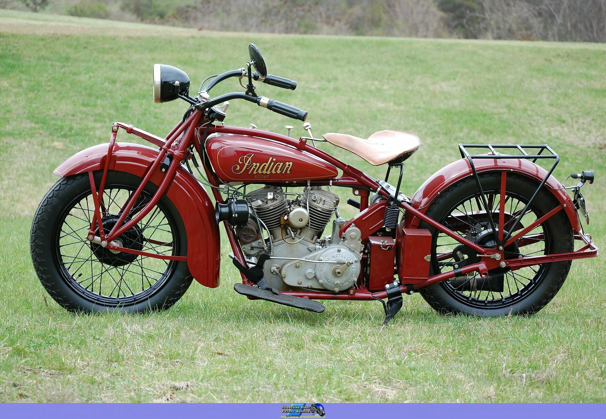 Indian Scout - ID: 159743