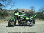 Production (Stock) Kawasaki ZR/ZRX Models, Uploaded for: C. Griffin
