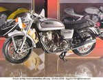 Production (Stock) Norton 850 Commando, Norton 850 Commando